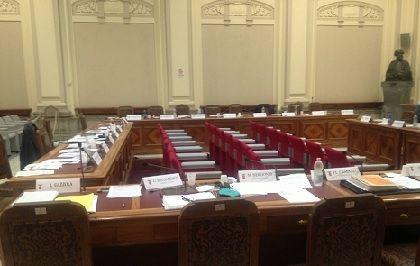 aula consiglio provinciale