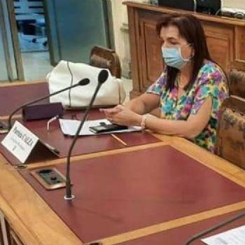 La pandemia vista dalle donne: Patrizia Calza