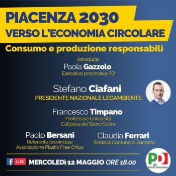 Piacenza 2030 - Verso l'Economia circolare