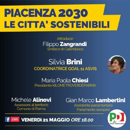 Pc2030 CittaSostenibili 202105