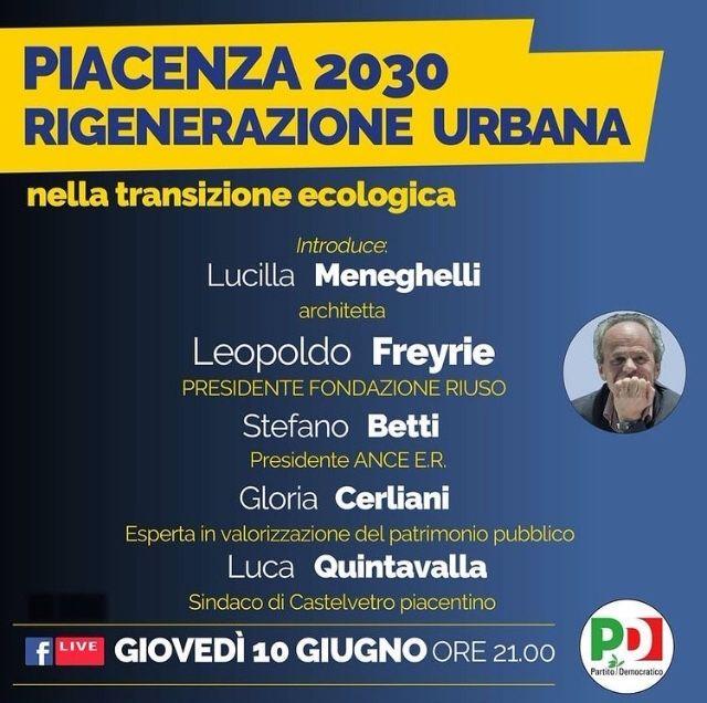 Pc2030 RigenerazioneUrbana 202106