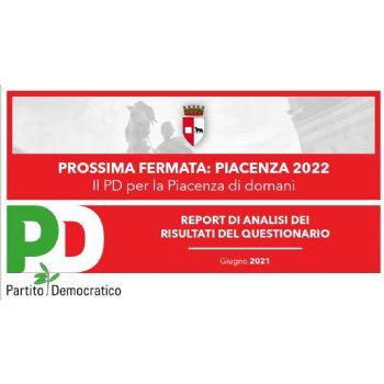 Prossima fermata: Piacenza 2022: I risultati del questionario